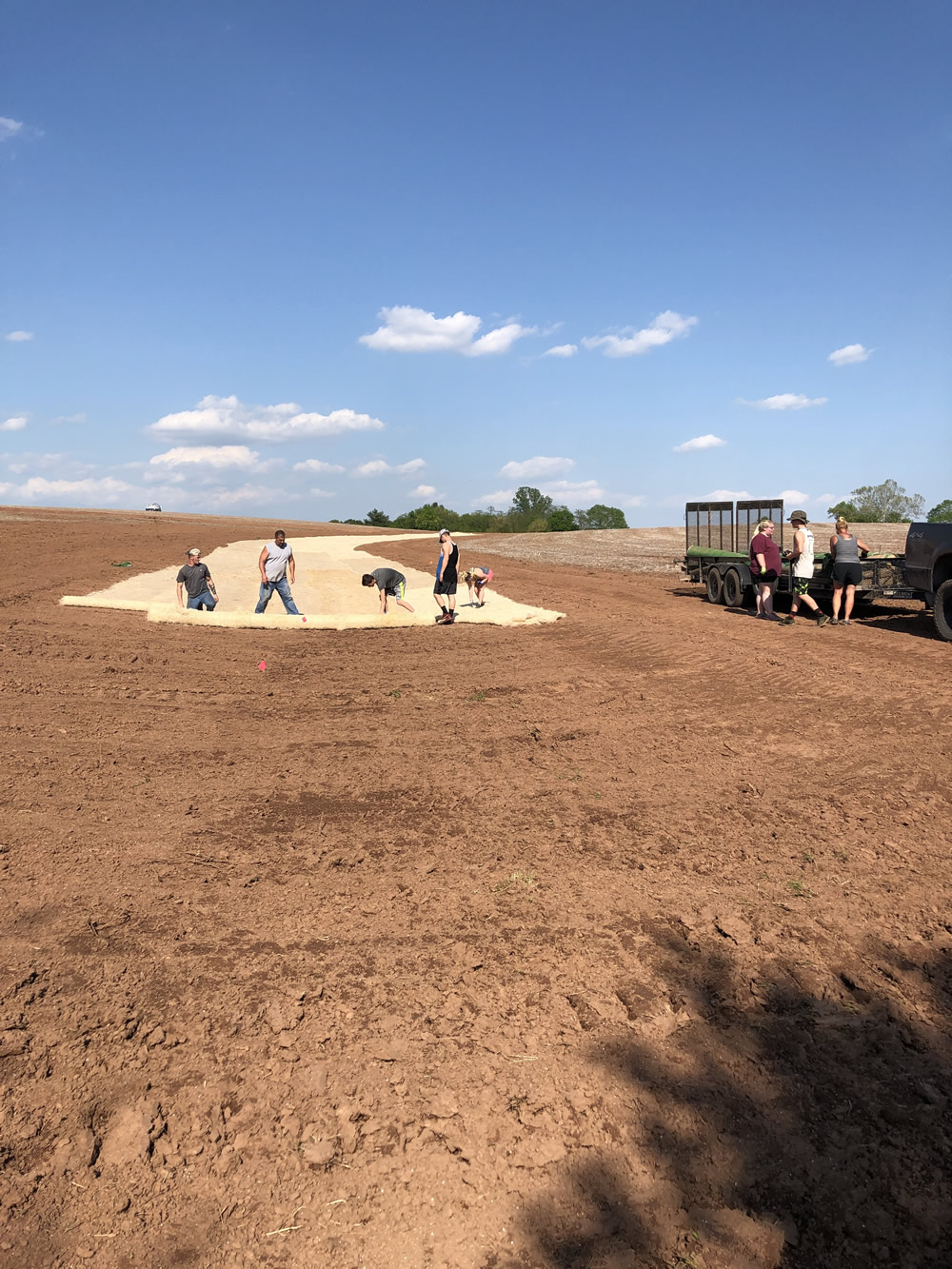 Excavation Services - Farms and Waterways